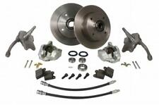 VW Beetle Front Disc Brake Conversion Kit 4x130 With Drop Spindles