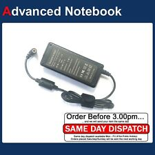 AC Adapter Power Supply For Samsung Curved Monitor C32F395FW S24E510C S32E590C