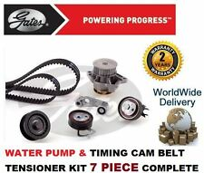 VOLKWAGEN VW GOLF 1.4 16v 1997> GATES TIMING CAM BELT TENSIONER KIT & WATER PUMP