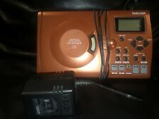 Tascam Cd-Gt1 Mkii Portable Cd Guitar Trainer Power Supply Cord included