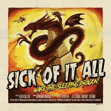 Sick of It All - Wake The Sleeping Dragon CD #120730
