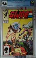 G.I. Joe, A Real American Hero #59 CGC 9.6  NM+ 1st App Outback and BLIND MASTER