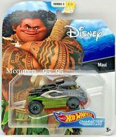 2019 Hot Wheels Disney Pixar Character Cars Series 3 MAUI #6/6