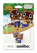 amiibo Timmy & Tommy (Animal Crossing Collection) - NEW & DIRECT FROM NINTENDO