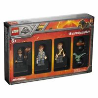 LEGO® 5005255 Jurassic World Bricktober Minifigur Collection Set Limited Edition