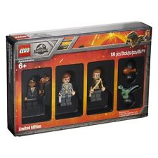 LEGO® 5005255 Jurassic World Bricktober Minifigur Collection Set Limited Edition