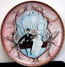 P. Buckley Moss 'The Wedding' Ltd. Edition Plate