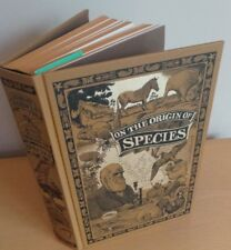 CHARLES DARWIN ORIGIN OF THE SPECIES 2006  THE FOLIO SOCIETY  ILLUSTRATED @