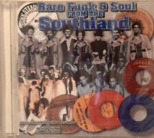 RARE FUNK & SOUL FROM THE SOUTHLAND - 2CD Set