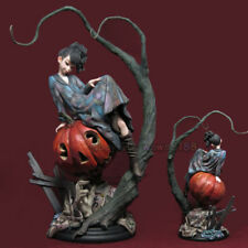 2Heads 1:8 Scale Witch /& Snakes Garage Kit Unpainted Resin Figure Model Statue