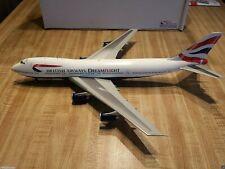 Aviation200 British Airways B 747-236B 1:200 AV27420514 DREAMFLIGHT G-BDXB *RARE