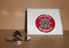 Strathclyde FIRE e Rescue Service bavero pin badge