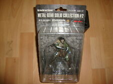 METAL GEAR SOLID COLLECTION #2 VAMP MGS 4 VER. ACTION FIGURE NUEVA EN BLISTER