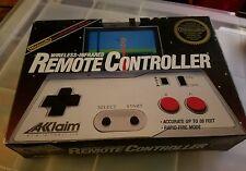 Wireless infrared Remote Control Controller Acclaim Akklaim Nintendo NES