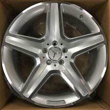 NEW 20 OEM MERCEDES BENZ 2017 ML550 ML GLC300 AMG WHEELS RIMS GL550 SET