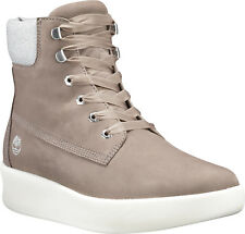 Timberland Berlin Park 6 Inch Taupe Grey 7.5 Wide