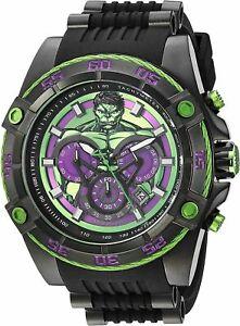Invicta Men's 26808 Marvel Quartz Limited Edition Multifunction Black Dial Watch