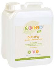 Dufta DuftaPet Geruchs- und Fleckenentferner für Hunde -2500ml- rein biologisch