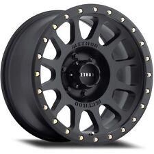 "Method Wheels MR30578580500 MR305 NV Series 8 x 6.5"" Bolt Pattern Matte Black"
