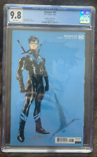 Batman #99 CGC 9.8 Jimenez Variant Cover 1:25 Nightwing Design Edition 2020