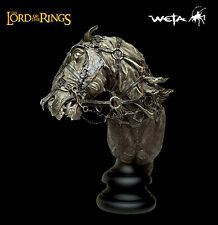 Sideshow Weta: LOTR: Lord of the Rings: The NARZUL STEED bust -RARE (ringwraith)