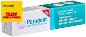 Beovita Parodont Gel Parodontose Zahnfleischbluten 10ml, Schwarzkümmel Öl