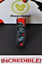 Disney STAR WARS Weekends DARTH VADER 2014 Limited ED Magic Band RED RARE HTF LE