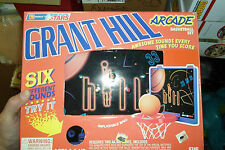 Grant Hill Arcade Basketball Set new in box
