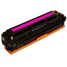 Compatible CB543A 125A Magenta Toner For HP Color LaserJet CM1312 CP1215 CP1515