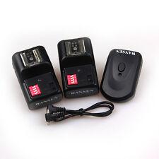 PT-16 16 Channels Wireless Flash Trigger +2 Receivers Yongnuo Canon Nikon Pentax