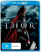 Thor 3D : NEW 3D Blu-Ray