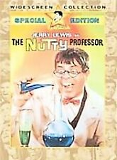 The Nutty Professor (DVD, 2004, Special Edition) Brand New Sealed! Jerry Lewis.