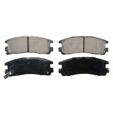 Disc Brake Pad Set Rear Federated D383