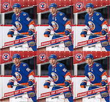 2017 UD NATIONAL HOCKEY CARD DAY JOHN TAVARES CAN-8 PRIDE OF CANADA LOT (6) NYI