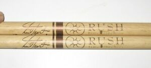 2005 small Print Ad of ProMark Neil Peart RUSH 30th Anniversary Tour Drumsticks