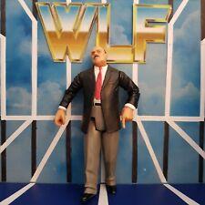 Mean Gene Okerlund - WCW Marvel ToyBiz - WWE Wrestling Figure