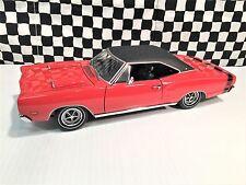 American Muscle Mint 1969 Dodge Coronet R/T 426 Hemi L E 1:18 Diecast Boxed