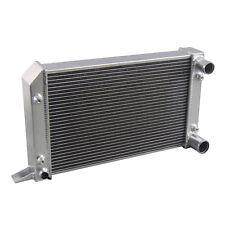 "Aluminum Race Radiator 56mm 1"" Tube Scirocco Pro Stock Style AU"