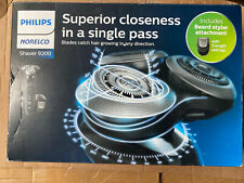 Philips Norelco S9321/88 V-Track Precision Blades Wet and Dry Men's E;ectric...