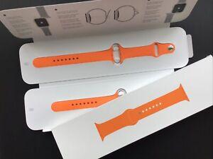 Genuine APPLE Watch Sport Band Strap VITAMIN C 44mm / 42mm 2020