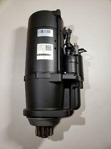 Liebherr Motor Starter 11386645A Bosch 0001330072