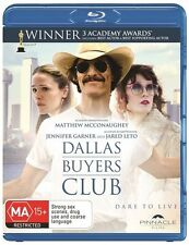 Dallas Buyers Club : NEW Blu-Ray
