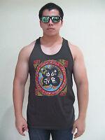 Kiss Rock n Roll Over Metal Rock T-Shirt Tank Top Men's Graphic Tee M,L,XL New