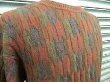 1990s 100% Wool Vintage Jumpers & Cardigans for Men