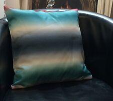 Multi-colour Fading Stripes, Same Both Sides Evans Lichfield Cushion Cover