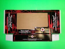 #10 TEXACO AIRPLANE EAGLET MODIFIED FRANKLIN UTILITY GLIDER REGULAR - BOX ONLY
