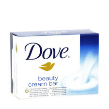 DOVE BEAUTY CREAM SOAP BAR ORIGINAL SHOWER BATH DAILY SKIN CARE MOISTURISE 100g