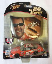 2005 Winner's Circle TONY STEWART #20 Hood Magnet and diecast car