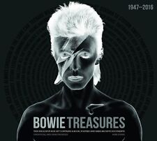 Bowie Treasures 1947-2016 Hardcover New 014048186