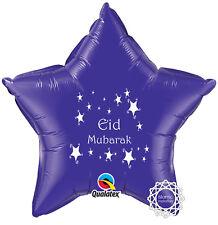 EGCPURPLE Eid Mubarak Foil Balloon